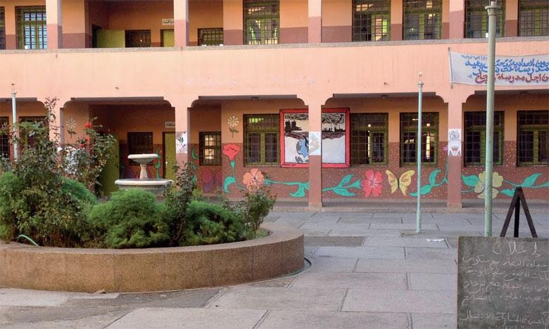 Rentrée scolaire: plus de 230.000 élèves inscrits dans les établissements de la cité ocre