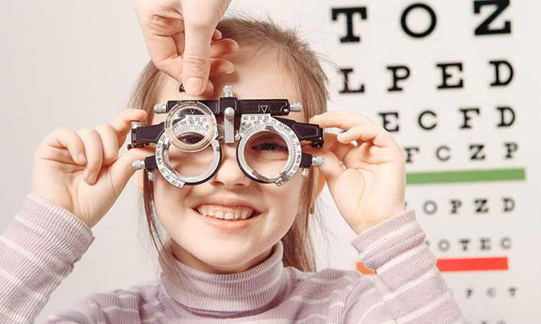 Le dépistage des troubles visuels chez  l'enfant peut éviter un échec scolaire