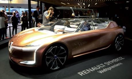 La mobilité à l'horizon2030 façon Renault