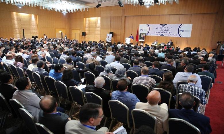 Ilyass El Omari a pris part aux travaux de cette session