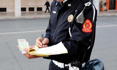 Un policier de la circulation attaqué à Tétouan