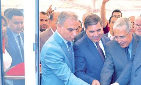Attijariwafa bank ouvre Dar Al Moukawil à Tanger