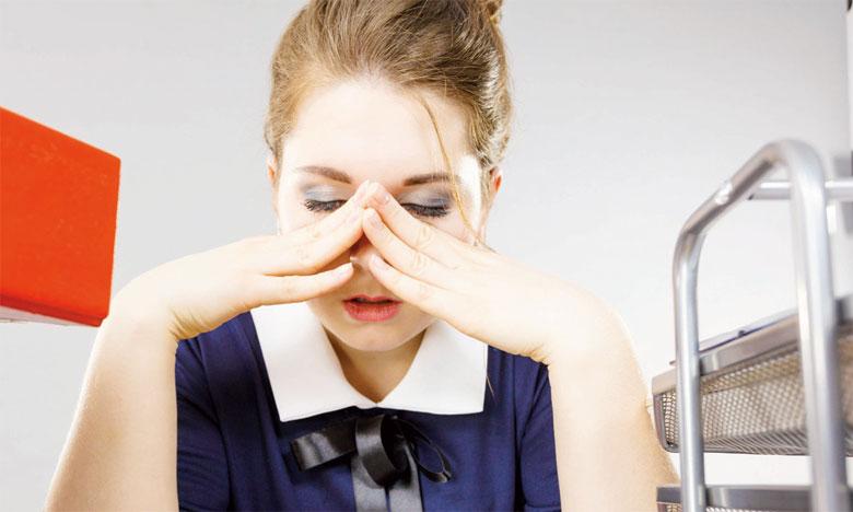 Les collaborateurs qui subissent énormément de stress au travail et surtout qui n'arrivent pas à dire non, peuvent facilement être victimes de détresse psychologique.