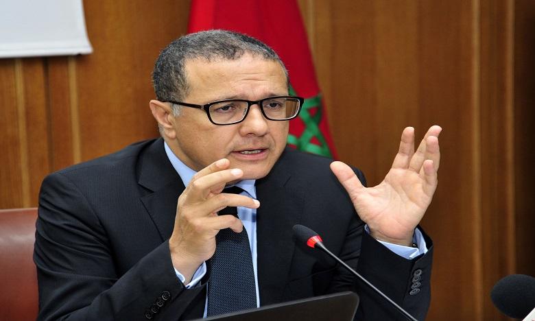 Le ministre fera sa présentation lors d'une séance commune entre les deux chambres du parlement