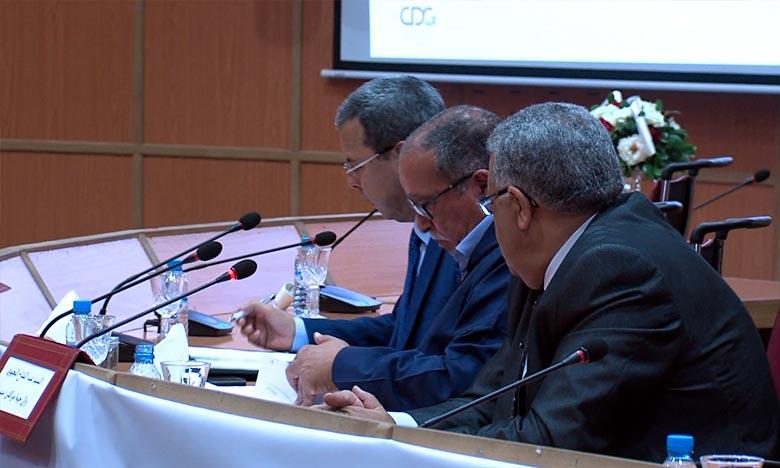 La CDG accompagne les collectivités territoriales