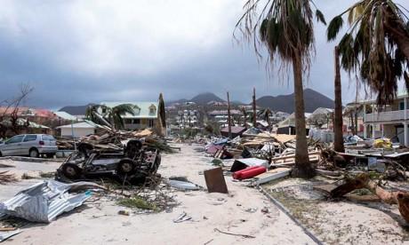 L'ONU regrette la faible réponse  mondiale aux dévastations provoquées par les ouragans
