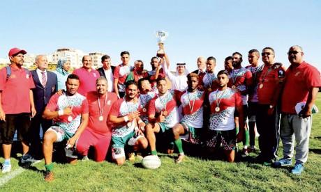 La sélection nationale décroche son troisième titre dans la compétition