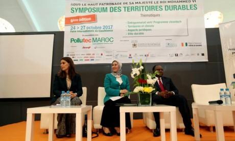 Nezha El Ouafi préside la cérémonie de remise des prix du programme Cleantech