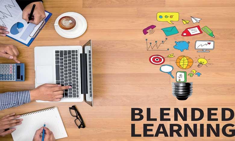Le succès du blended learning passe par le choix d'une solution qui concilie des modules soigneusement conçus, une technologie fiable et une compétence solide des animateurs des cycles de formation.