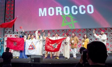 Enactus Morocco se hisse à la 3e place