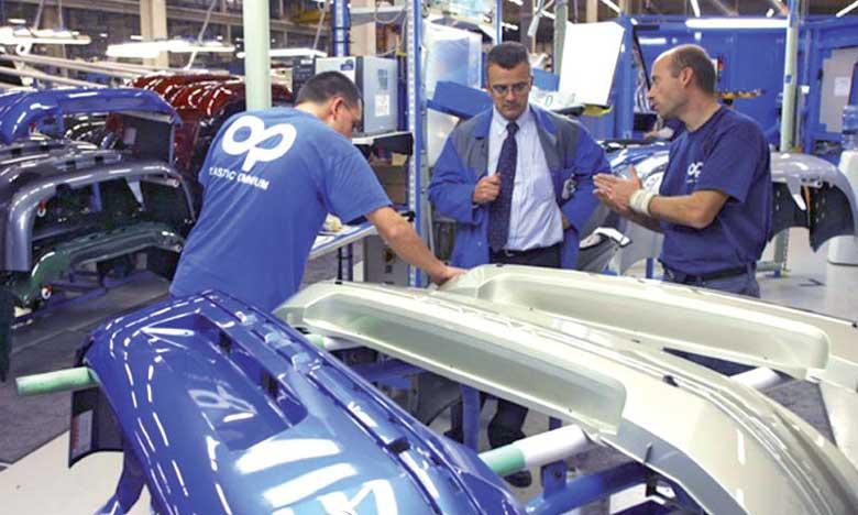 Plastic Omnium projette de monter  une usine au Maroc en 2019
