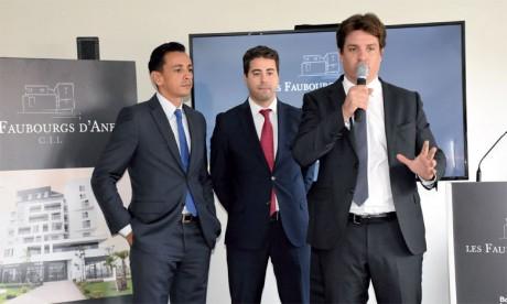 Deux nouveaux projets Bouygues  dans le pipe à Casablanca