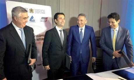 Coup d'accélérateur au partenariat  BCP-AMICA en faveur des PME