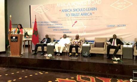Plus de 250 opérateurs économiques des deux pays explorent à Accra les opportunités d'affaires