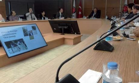 L'Agence turque de coopération et de développement ouvrira bientôt  son premier bureau dans le Royaume