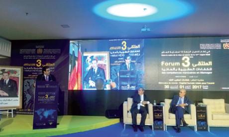 Les compétences marocaines en Allemagne au service  de la dynamique de développement du Royaume