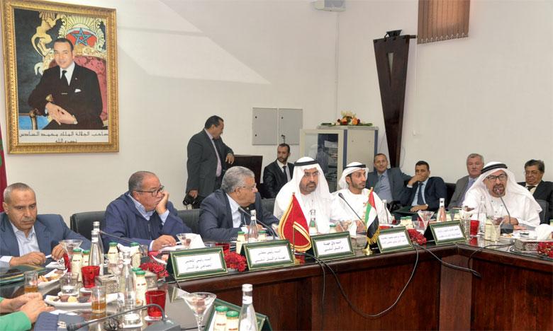 Les opportunités d'affaires de la région  exposées à des investisseurs émiratis