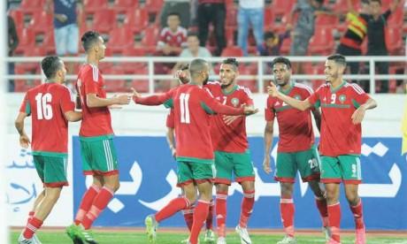 Large victoire des Lions locaux face à l'Éthiopie