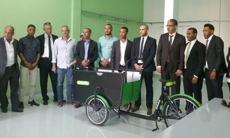 Mobilité urbaine : «Pickalty» bientôt en circulation !