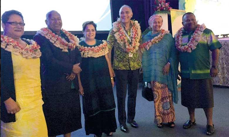 Les délégués de 68 pays lancent  le Partenariat pour les océans