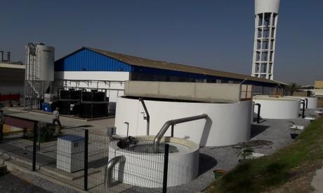 Somaca se dote d'une station d'épuration des eaux usées