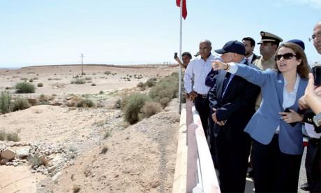 Charafat Afailal «optimiste» quant à l'avenir  de l'eau au Maroc