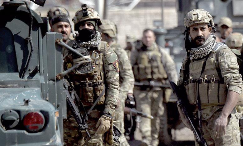 L'armée régulière avait réussi vendredi dernier à pénétrer dans Mayadine, l'un des derniers  bastions de Daech.                                                   Ph. AFP