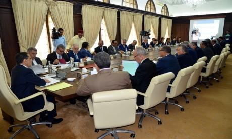 Le conseil de gouvernement adopte le projet de loi de finances