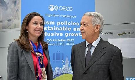 Le Maroc renforce sa coopération avec l'OCDE