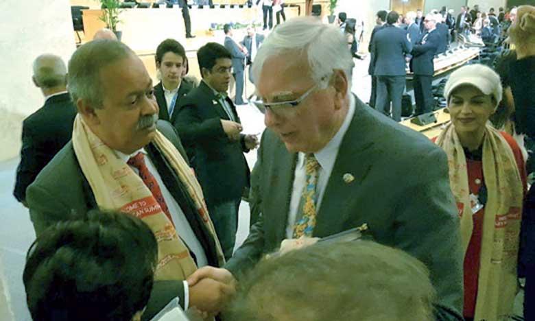 Le Maroc invite les Rotariens du monde à Marrakech  pour célébrer l'Afrique