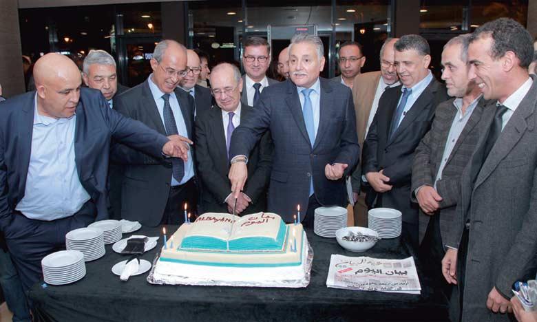 La société Bayane fête  ses 45 ans d'existence
