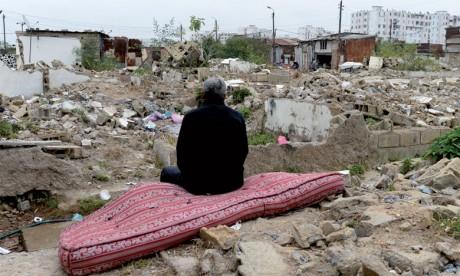 Le taux de pauvreté au Maroc passe  de 15,3% en 2001 à 4,8% en 2014