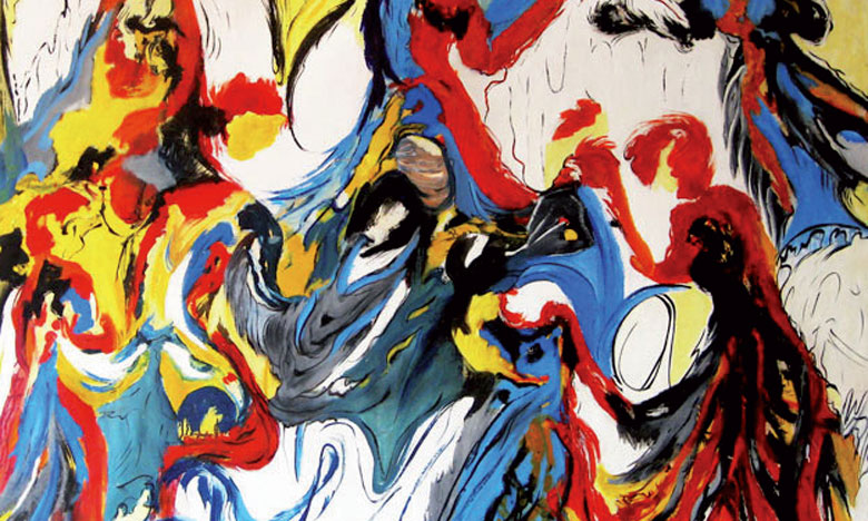 Najia Bennis expose ses œuvres à la galerie Bab Kébir de Rabat