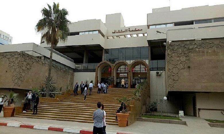 Affaire d'Al Hoceima : le procès reprendra le 28 novembre