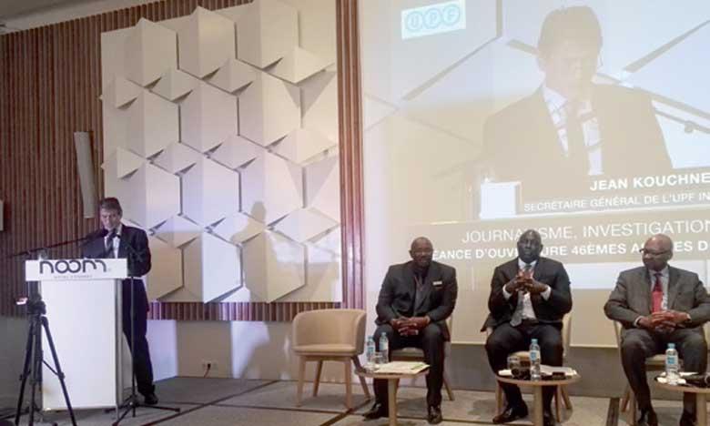 L'investigation et la transparence au cœur  des débats entre les membre de l'UPF à Conakry