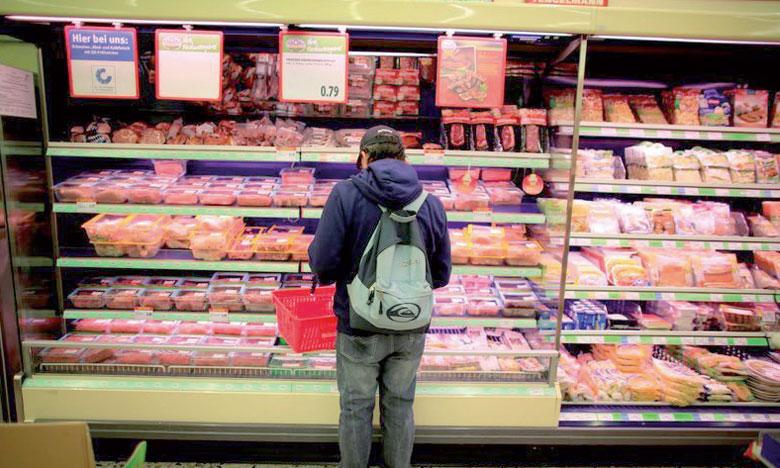 Les produits alimentaires et le carburant s'envolent dans les Länder
