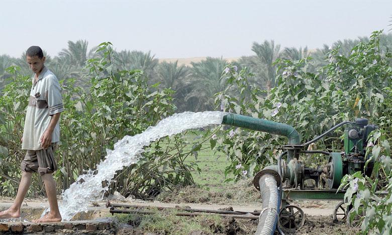 L'eau douce, une des premières  victimes du changement climatique