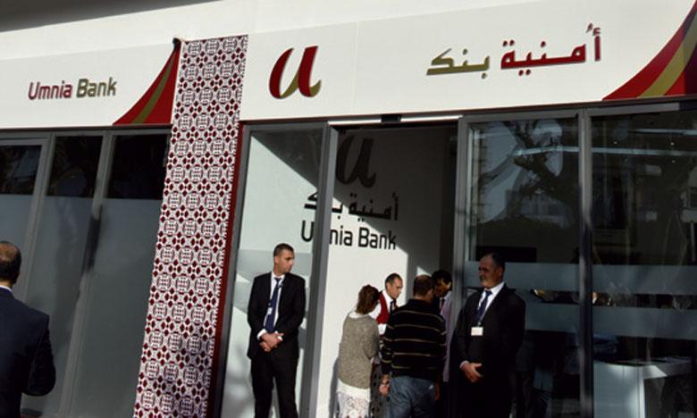 Umnia Bank, déjà un œil sur l'Afrique