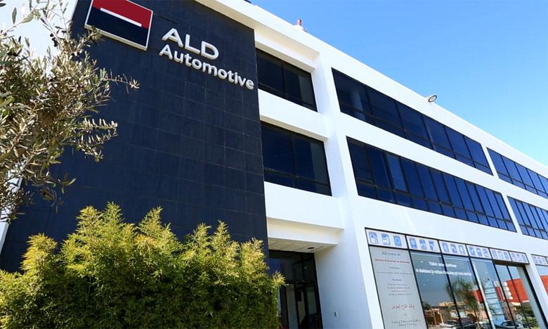ALD Automotive Maroc franchit la barre des 10.000 véhicules