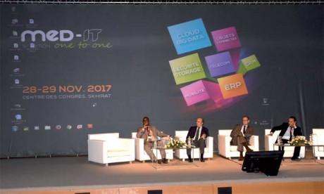 Le Med-IT 2017 se connecte à l'intelligence artificielle