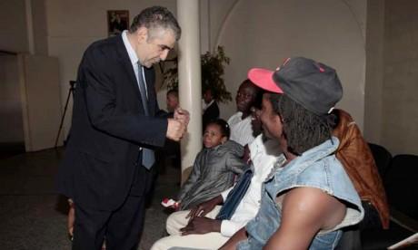 Le CNDH expose à Abidjan son expérience en matière migratoire