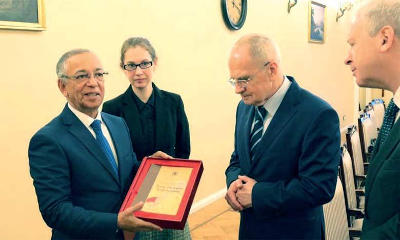 La coopération judiciaire  maroco-russe se renforce