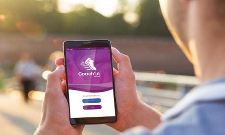 «Coach'in», la nouvelle application mobile lancée par inwi