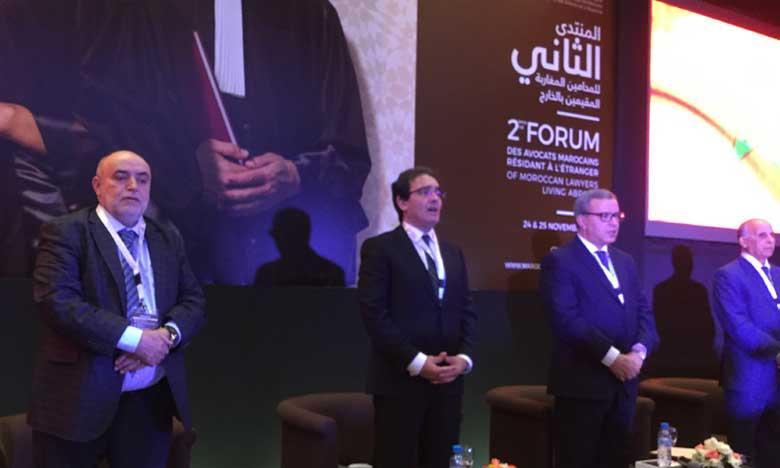 Les avocats marocains du monde s'activent  pour créer leur réseau