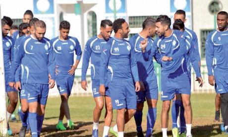 Les joueurs en grève pour réclamer la prime de victoire en Coupe du Trône