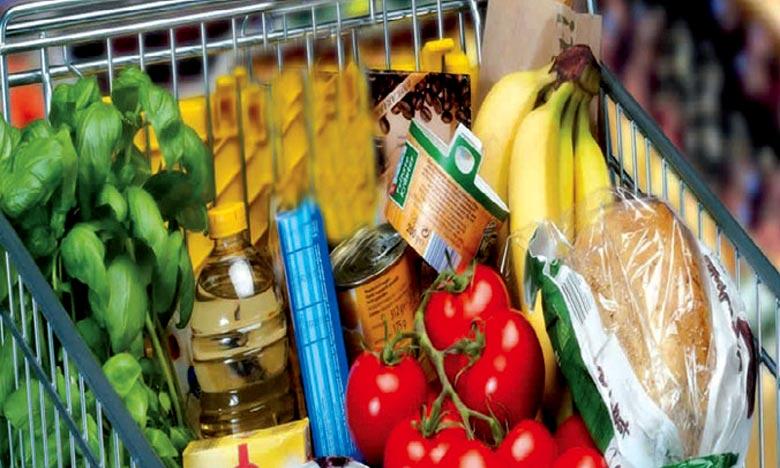 La régression de 0,1% de l'indice des prix à la consommation, résultant de la baisse de 0,3% de l'indice des produits alimentaires et de la hausse de 0,1% de l'indice des produits non alimentaires. Ph : DR