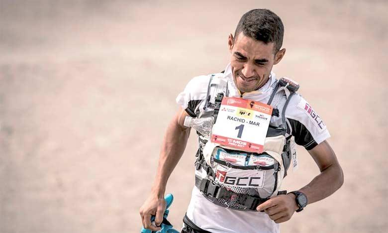 Rachid El Morabity décroche la deuxième étape