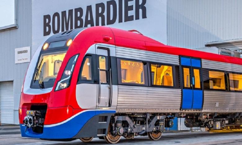 Bombardier Transport lancera une usine à Kenitra en 2020