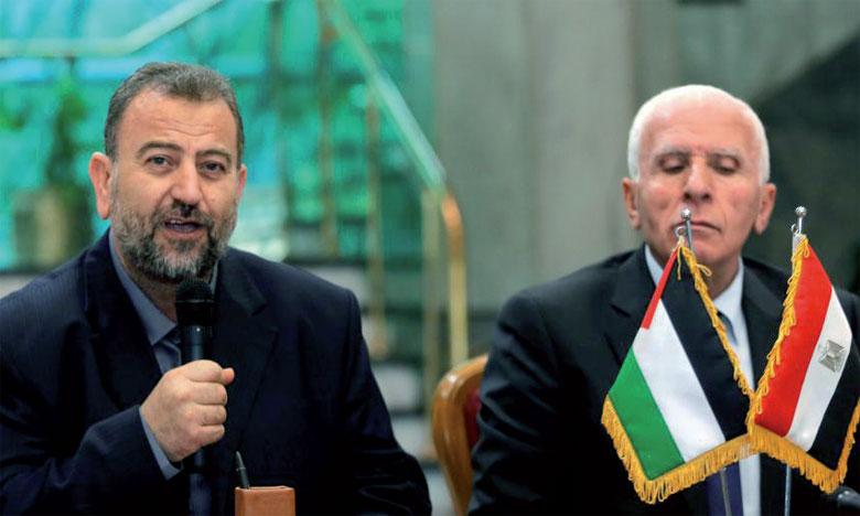 Les principaux groupes ont entamé mardi au Caire une nouvelle session de pourparlers