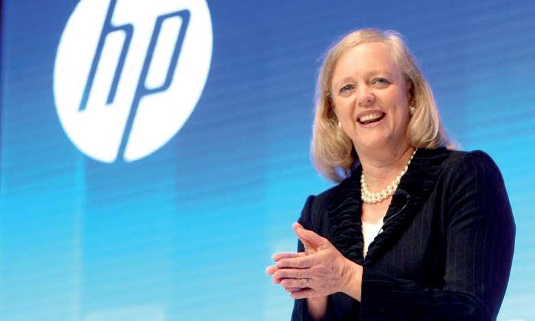 Un nouveau DG pour Hewlett  Packard Enterprise
